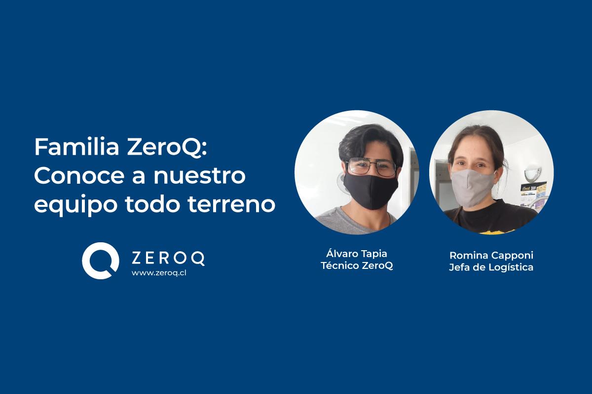 Familia ZeroQ: Conoce a nuestro equipo todo terreno