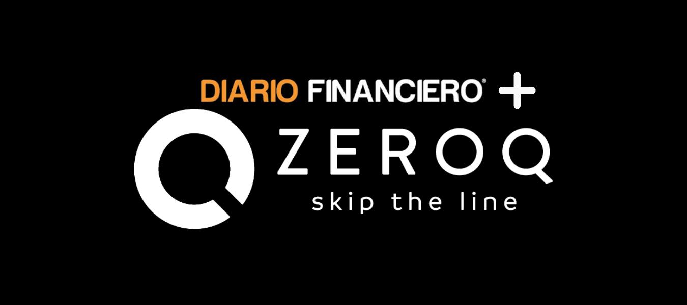 """""""Punto de partida"""": ZeroQ aparece en el Diario Financiero y contamos nuestra historia"""