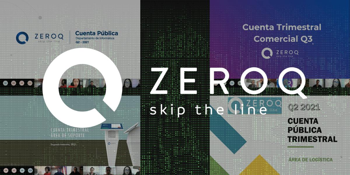 Grandes avances en ZeroQ: Cuenta pública