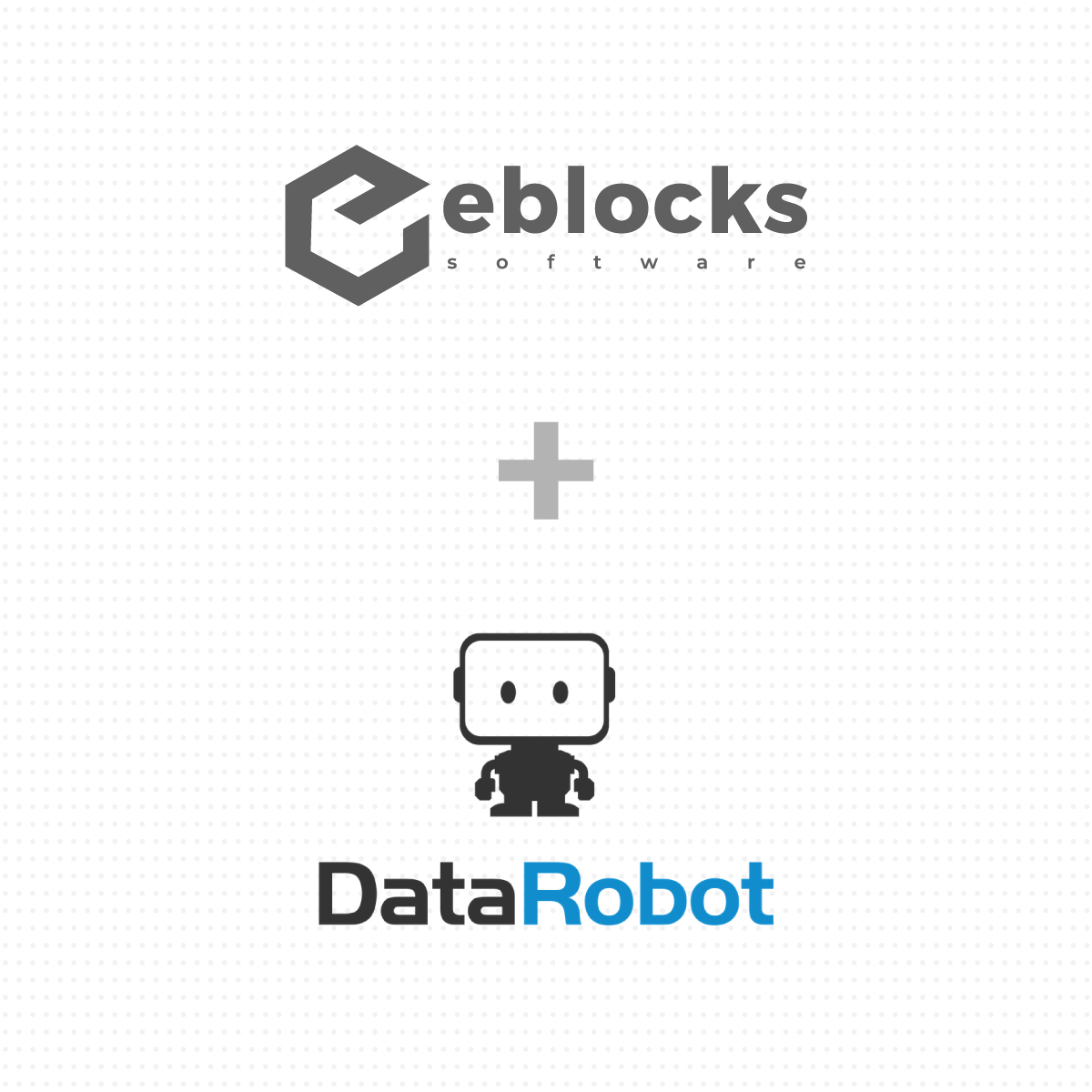 eblocks and datarobot