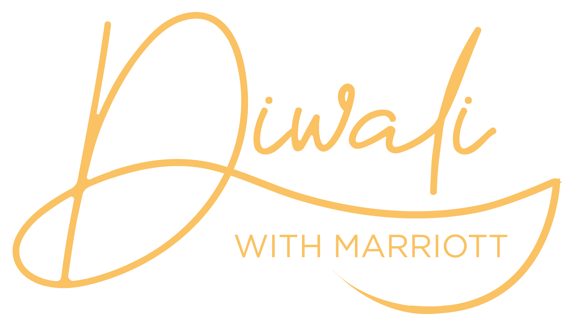 Diwali with Marriott Logo