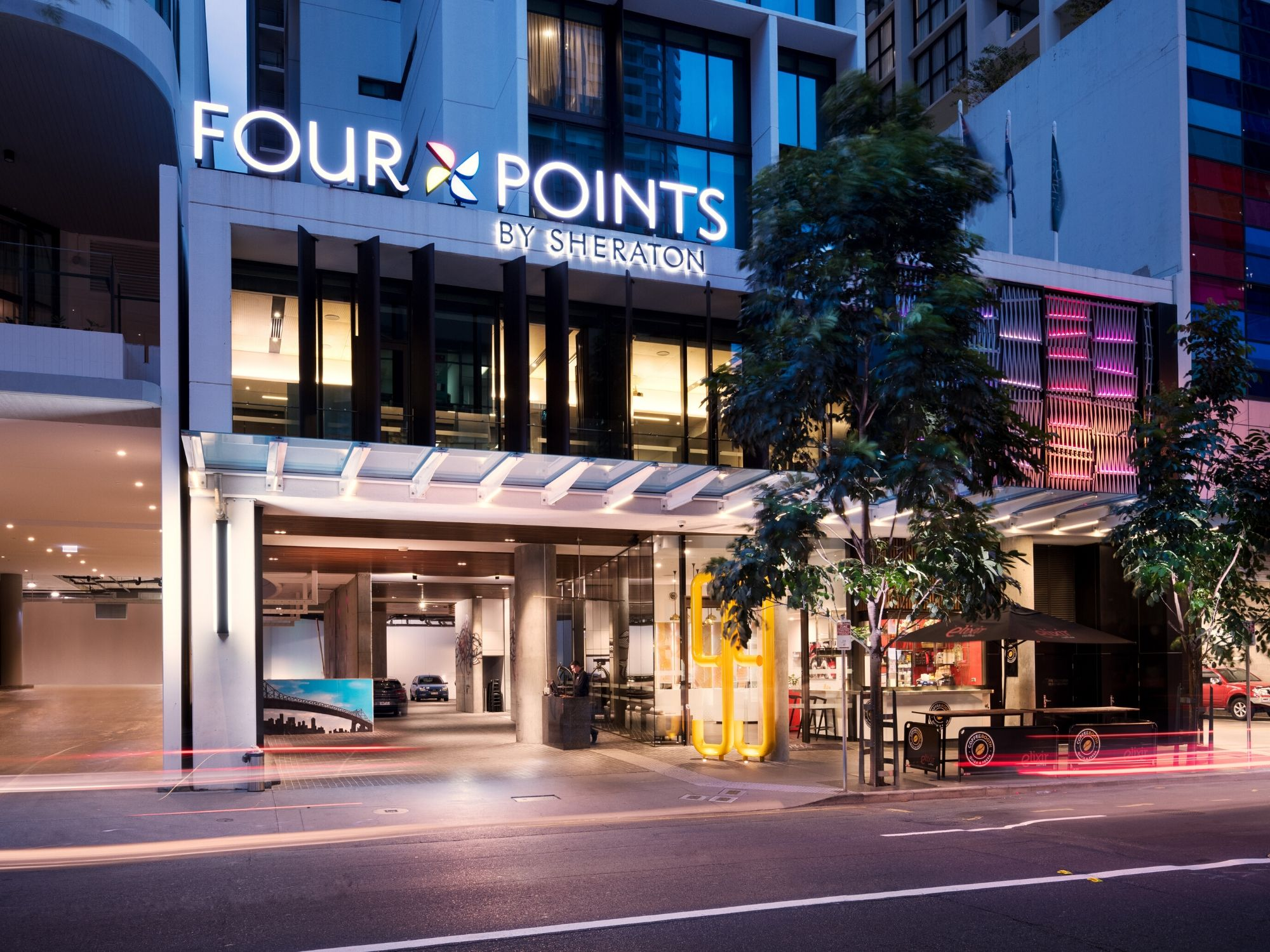 Experience Four Points Brisbane