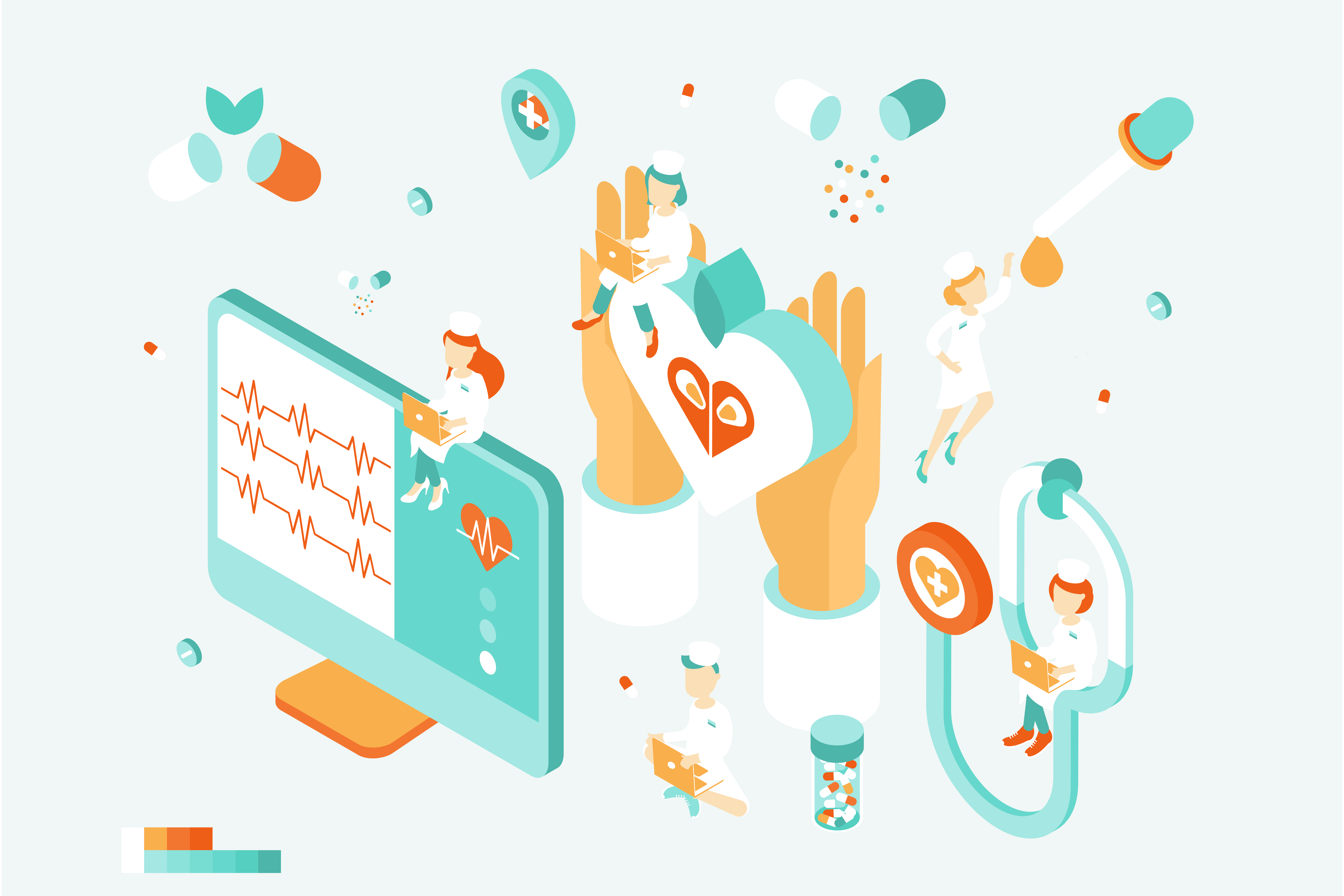 Strong Demand for Digital Health Technology in 2020 - Microswift
