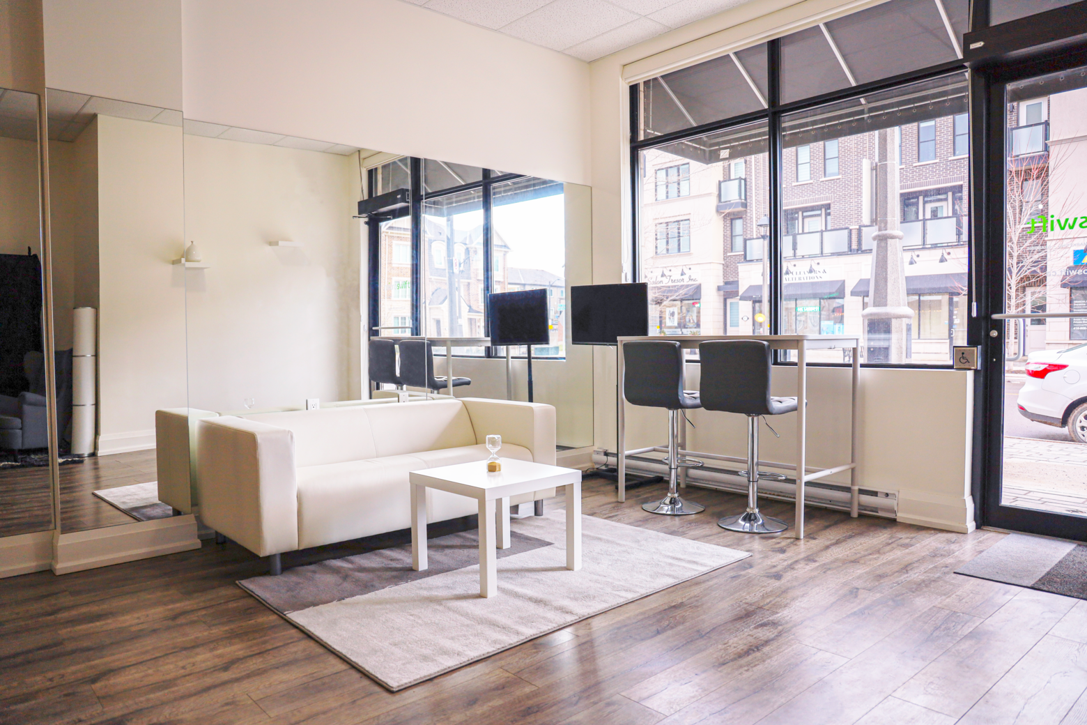 Open Concept office - Our Flexible Work Culture - Microswift