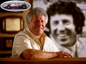Mario Andretti - a racing LEGEND