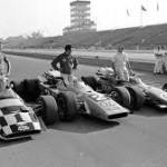 Mario Andretti traveled the world racing cars