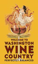 Welcome to Washington Wine Country - Perfectly Balanced