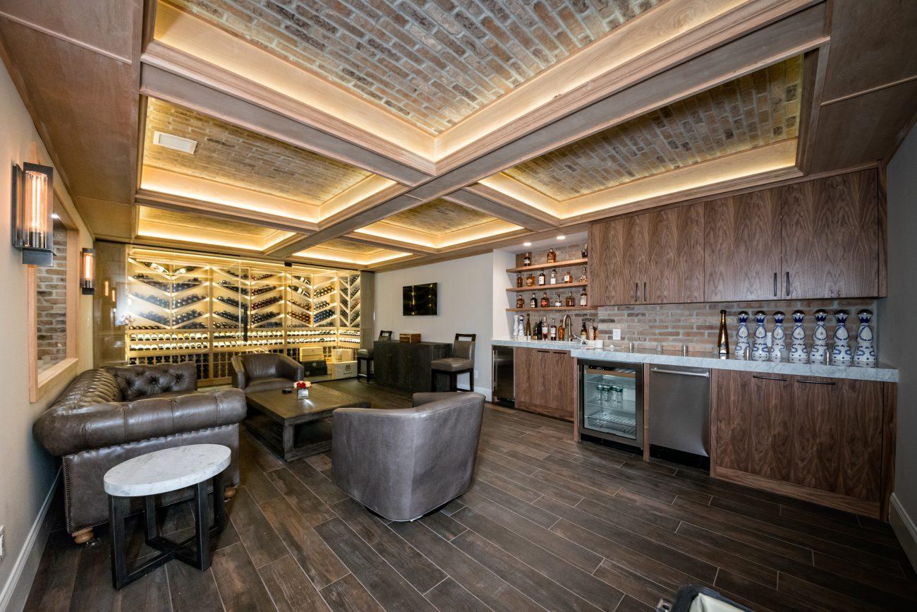 Westchester NY Wine Cellar & Tasting Room