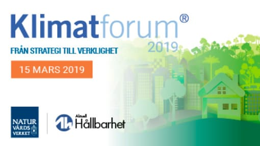 In March 2019 Klimatforum will take place in Stockholm. Organized by Naturvårdsverket (Environment Protection Agency) and Aktuell Hållbarhet it will focus on challenges and present opportunities that make a difference. MapLauncher will participate in one of the sessions around tools and models for climate work, by offering our perspective and experience about the power of Open Data for meeting the climate goals.