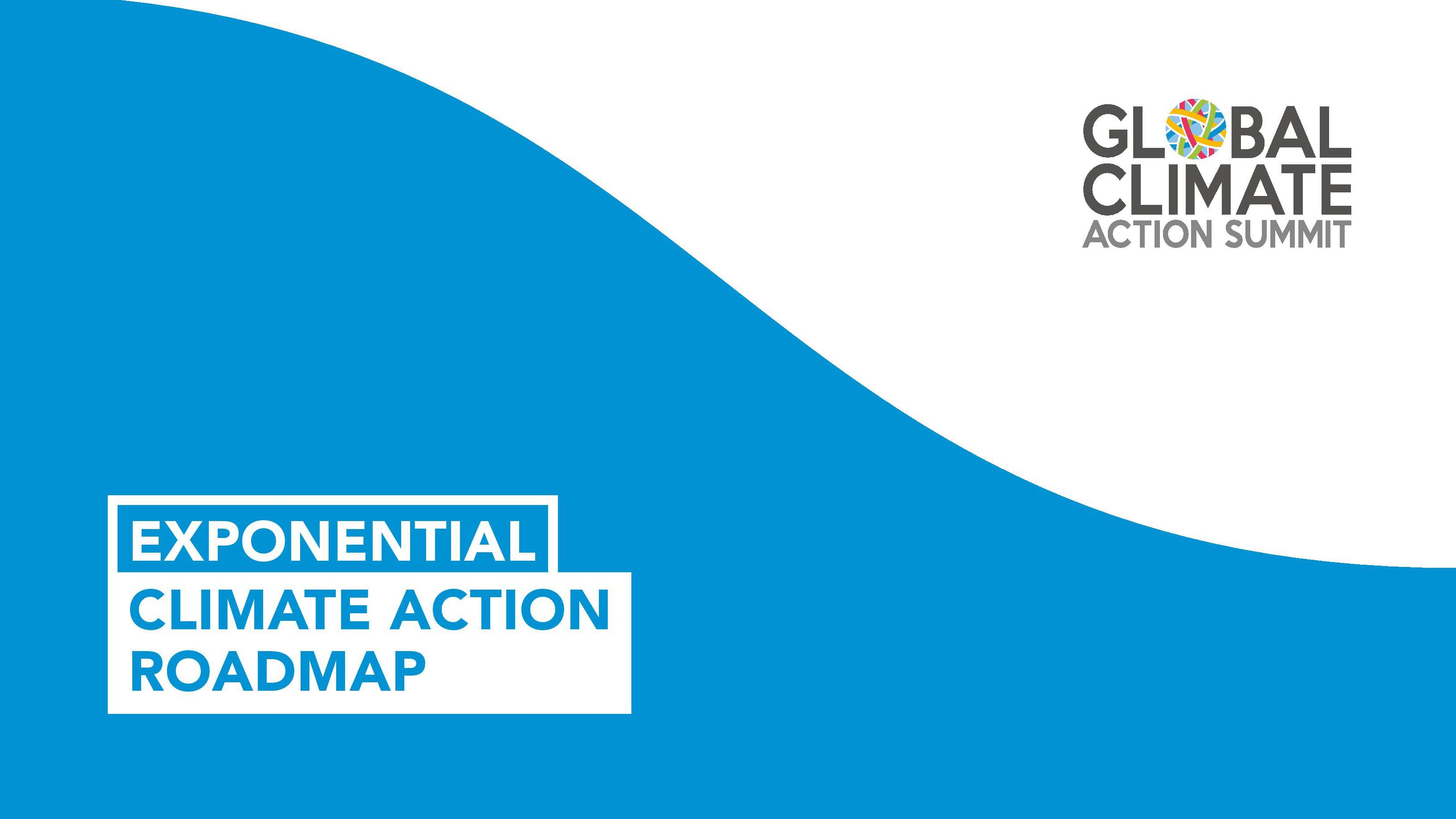 We are proud to announce that MapLauncher is supporting partner of the Exponential Climate Action Roadmap, a report that aims to show that all sectors of the global economy have potential to rapidly halve emissions of greenhouse gases with existing technologies and changing behaviour. The roadmap, that is soon going to be launched at the Global Climate Action Summit (GCAS) will become accessible as an online digital report on the MapLauncher platform.