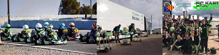 RC2KART campionat de catalunya de karting CCK