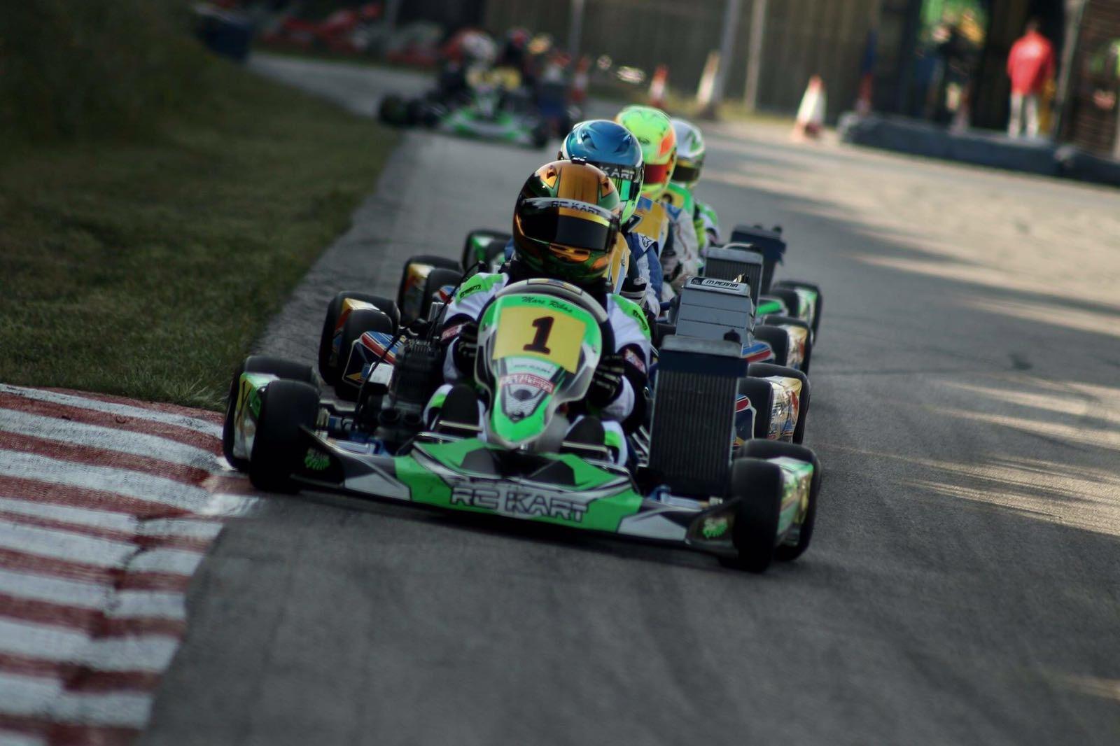 RCKARTSERVICE RC2KART en la Formula Catalunya