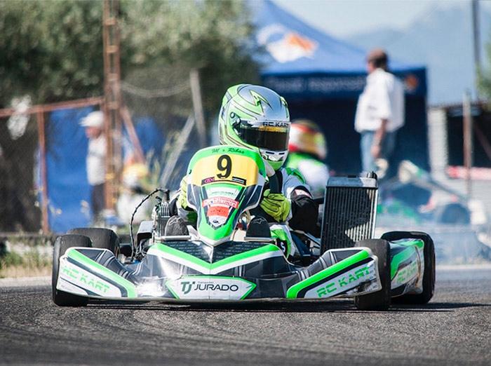 RC2KART Max Ribas campeonato catalunya Karting CCK