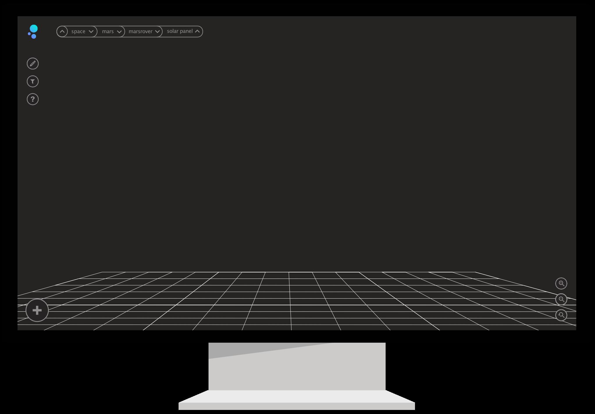 A Galactify 3d diagram