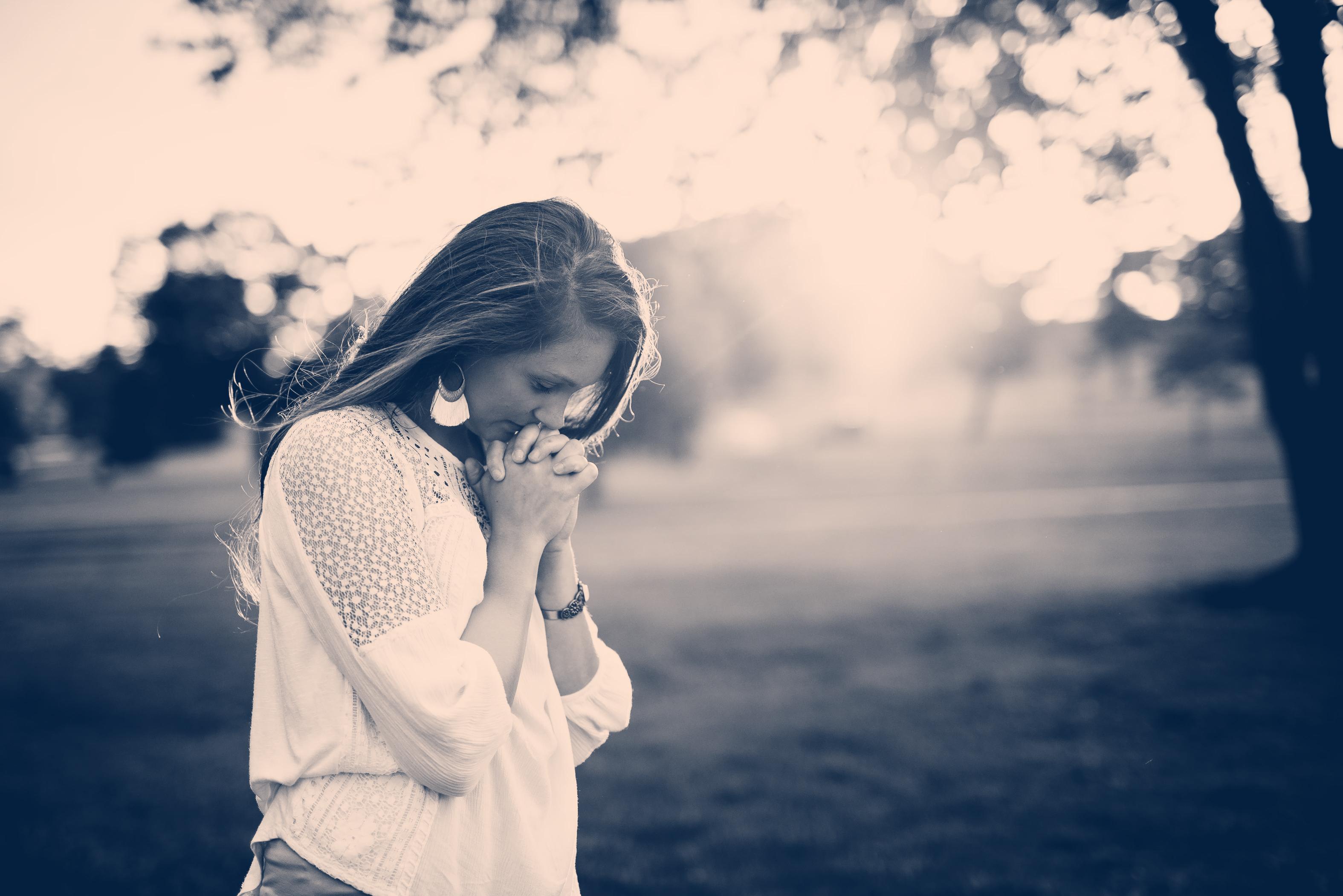 Orando para os desencarnados