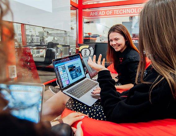 Digital and innovation marketing