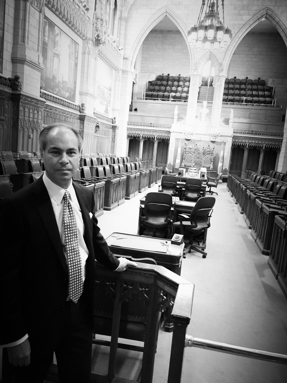 Rana Vig Honoured in Canadian Senate