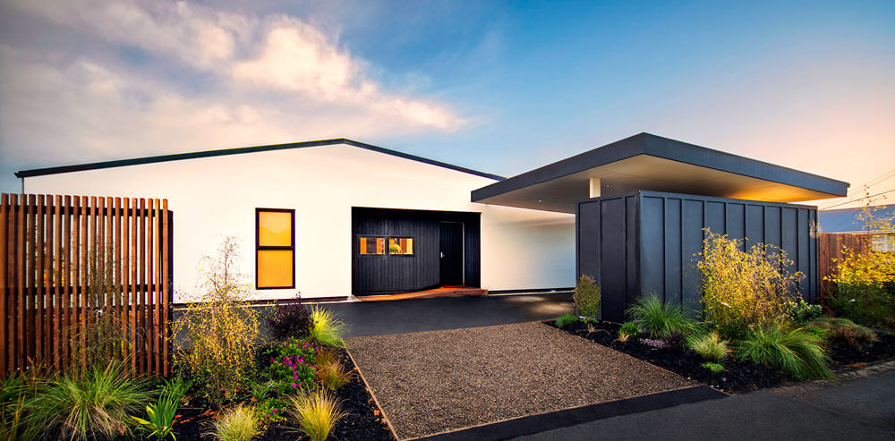 Bowhill Residential New Build Architecture Christchurch