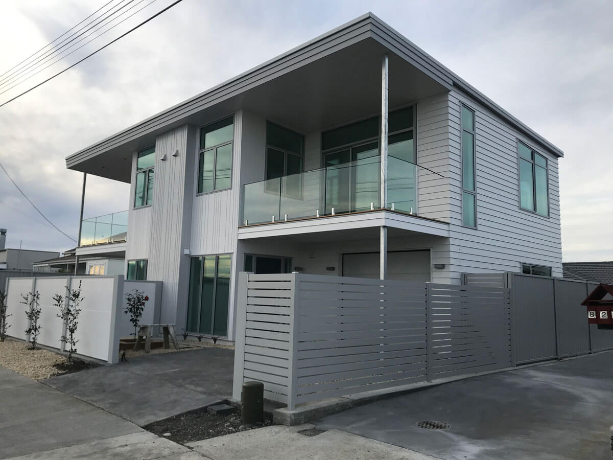 Meeanee Apartment Build Napier