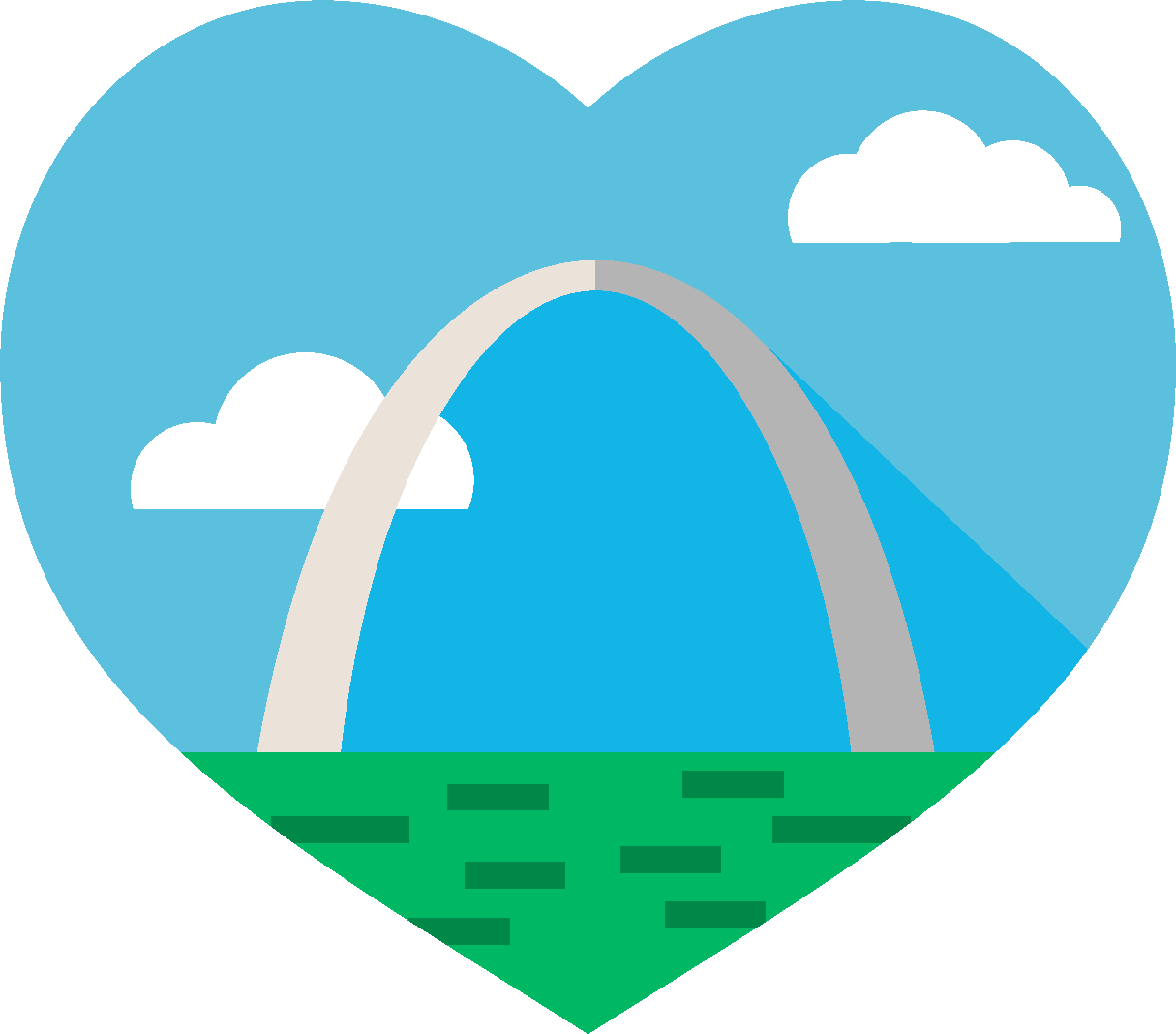 Saint Louis Graphic
