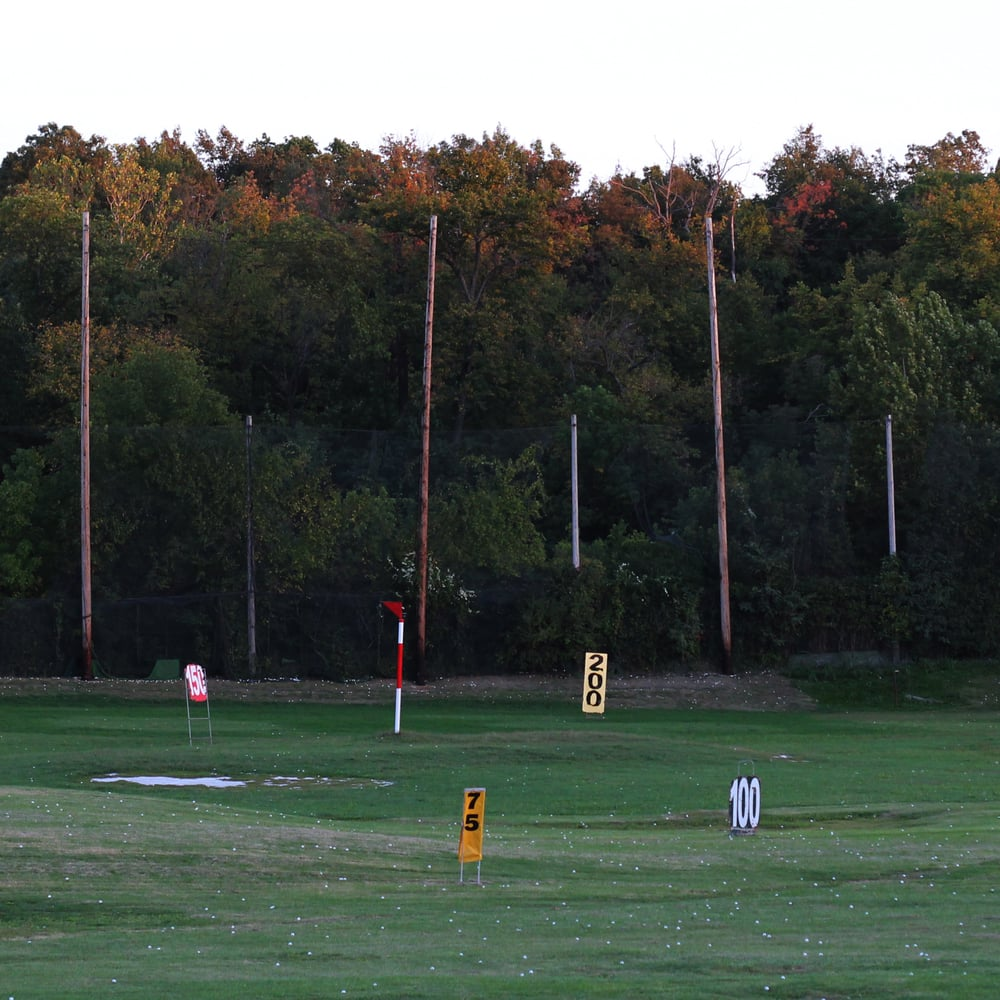 Golf field Image
