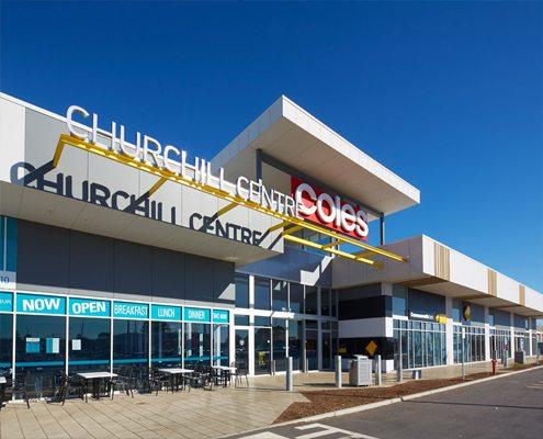 Adelaide Churchill Shopping Centre