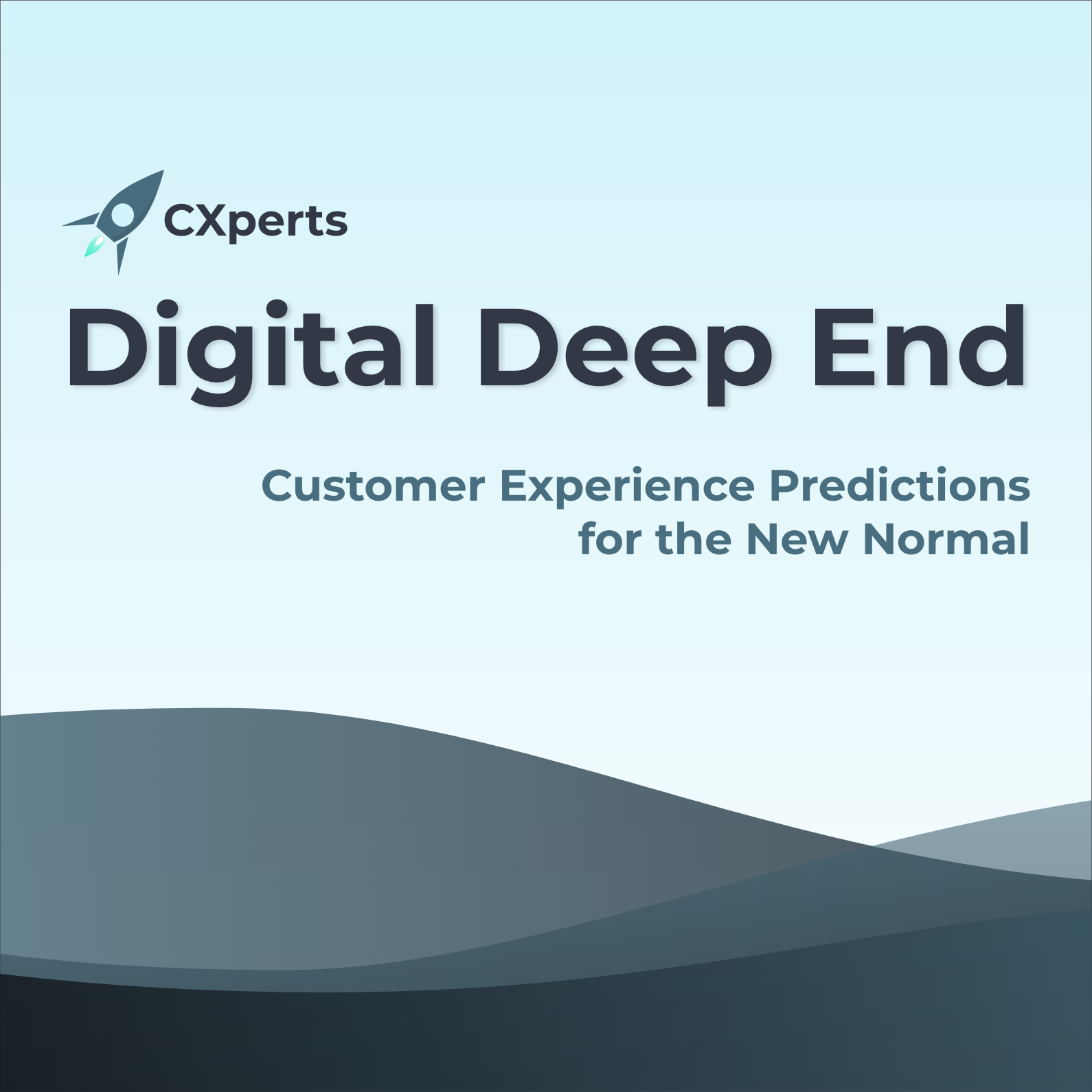 User Experience (UX) and COVID-19 - The Digital Deep End