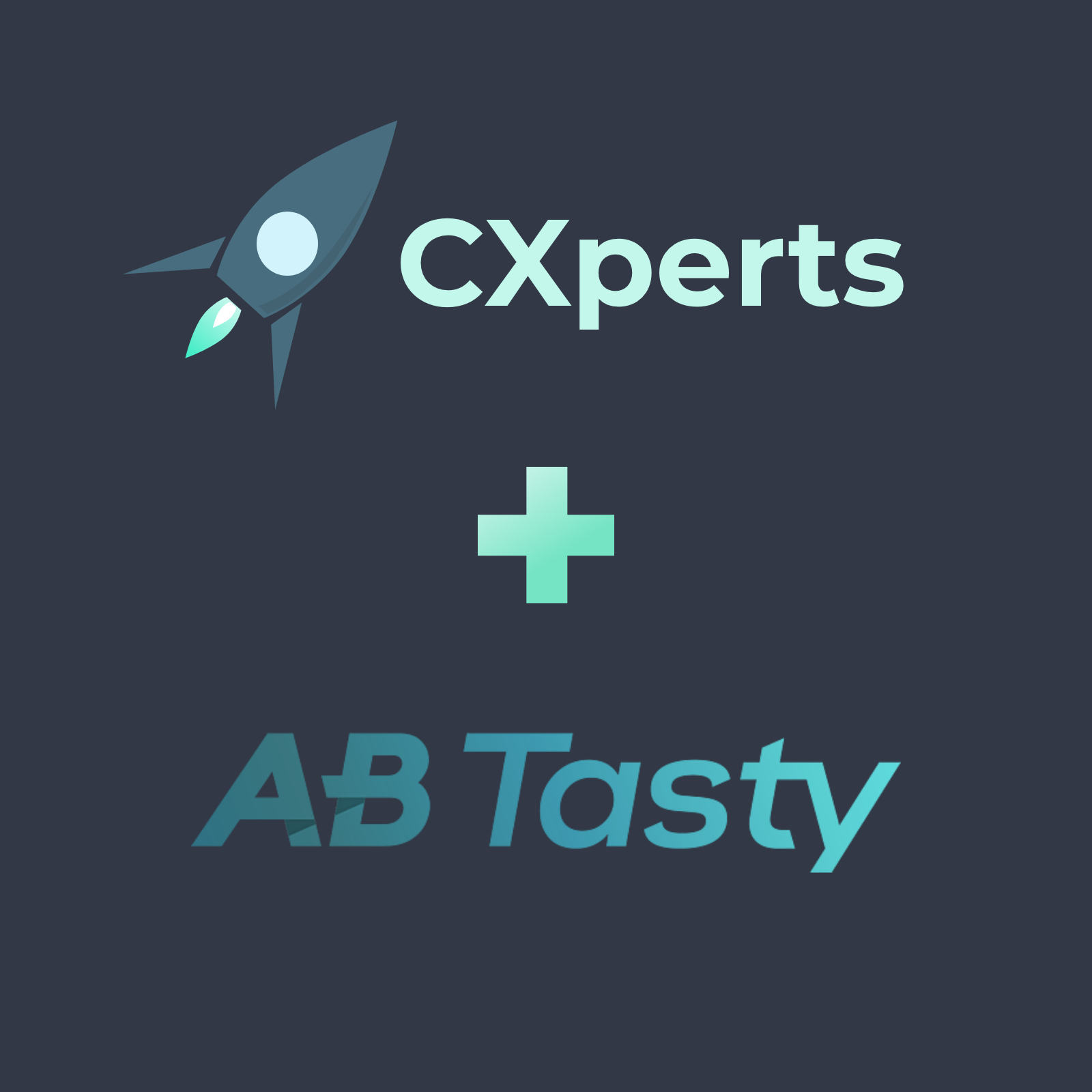 CXperts Partners with AB Tasty - Website Testing Technology