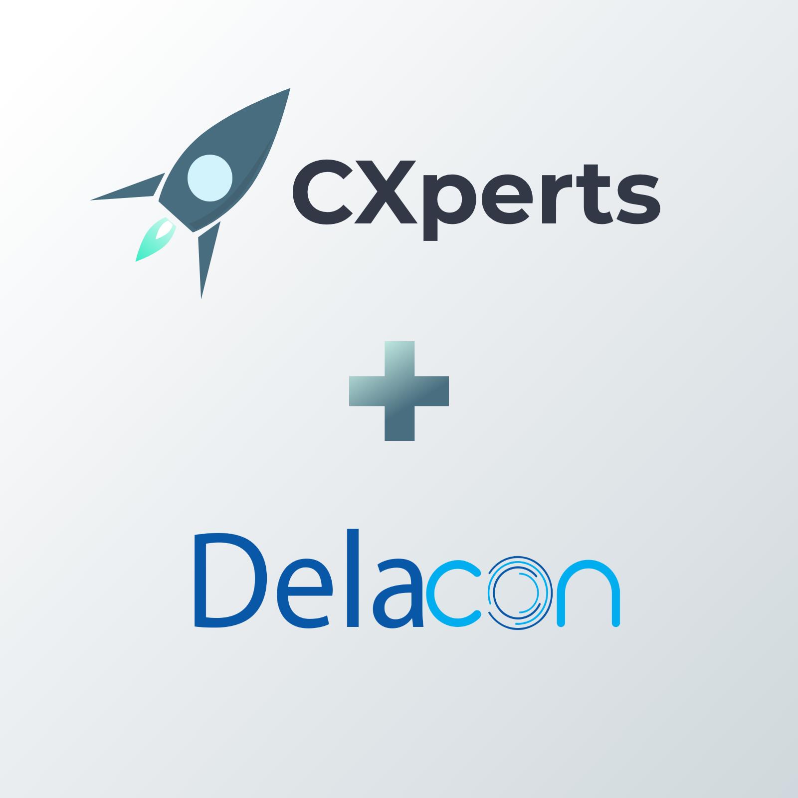 Call Tracking & UX Optimization? Yep. CXperts & Delacon Partner