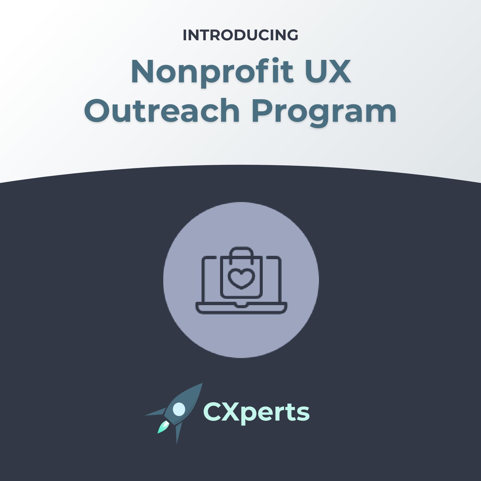 UX Optimization + Digital Roadmap for Nonprofits, NPOs | CXperts