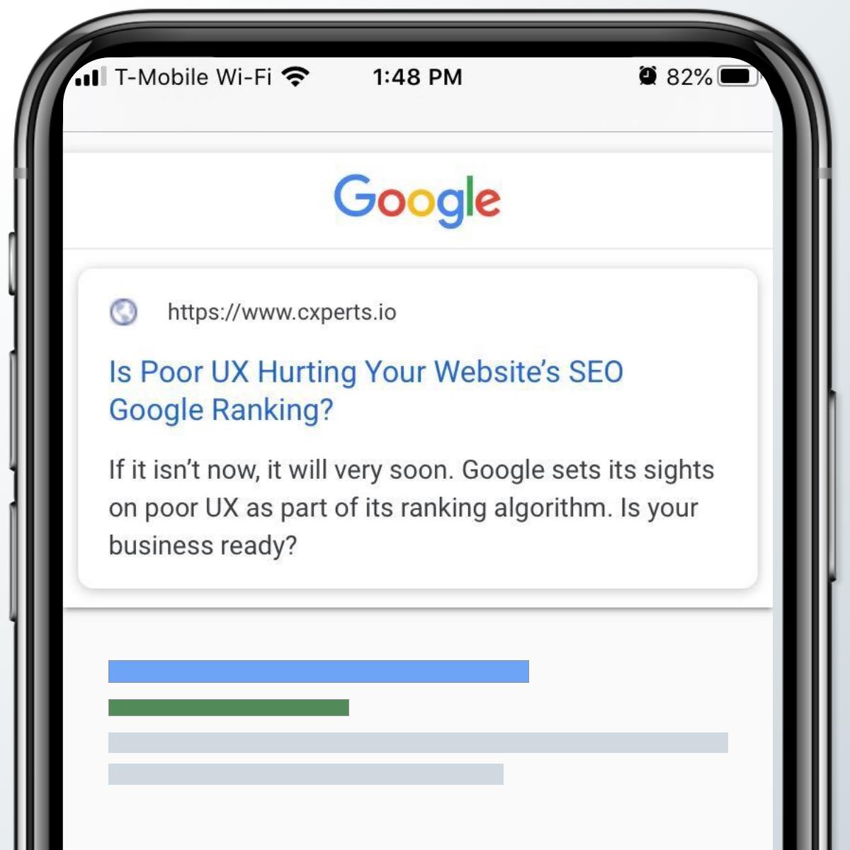 Is Poor UX Hurting Your Website's SEO Google Ranking?