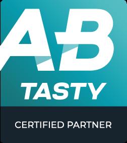 AB Tasty Partner Badge