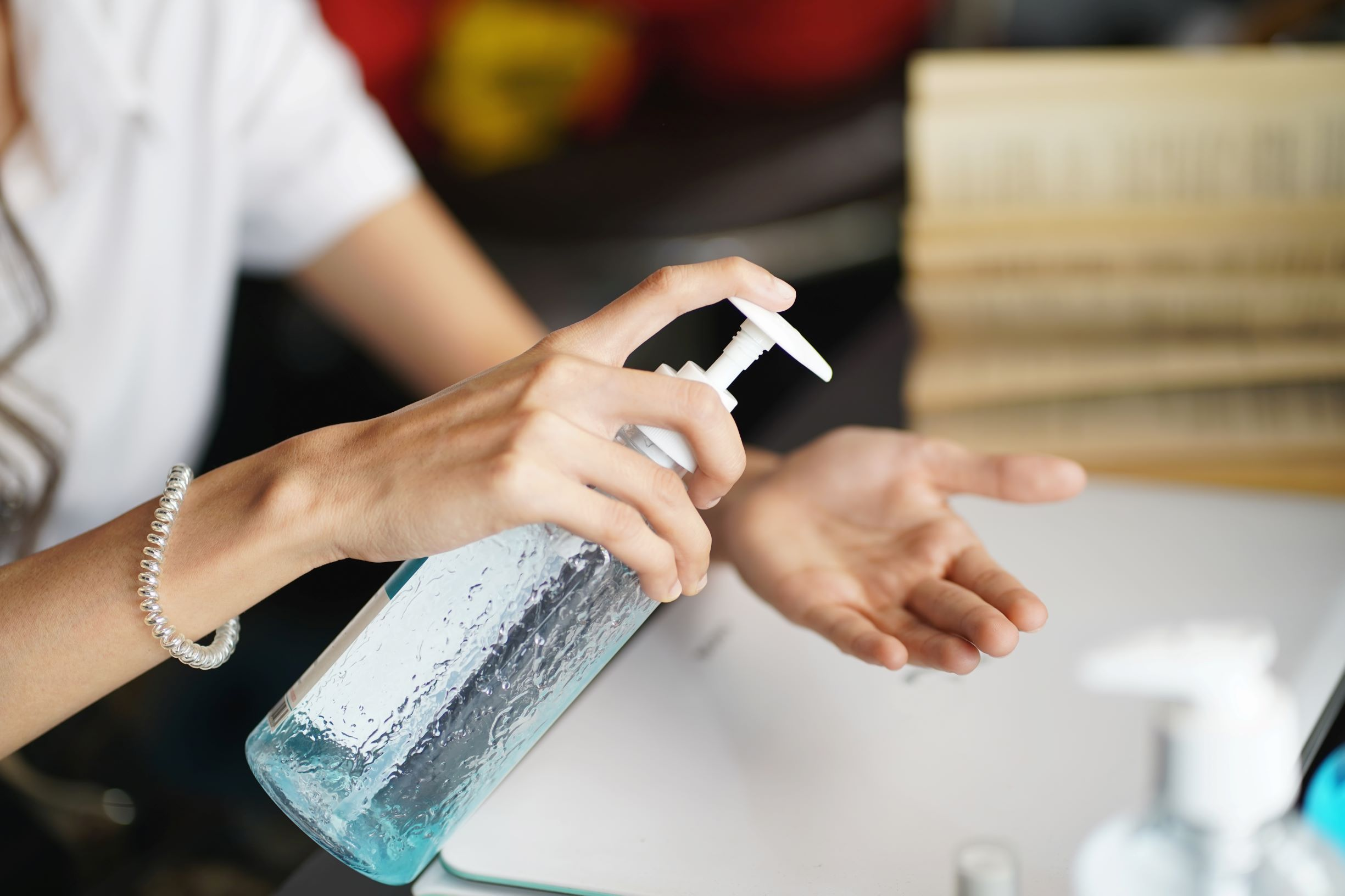 coronavirus covid-19 update updates sanitize disinfect sanitizer