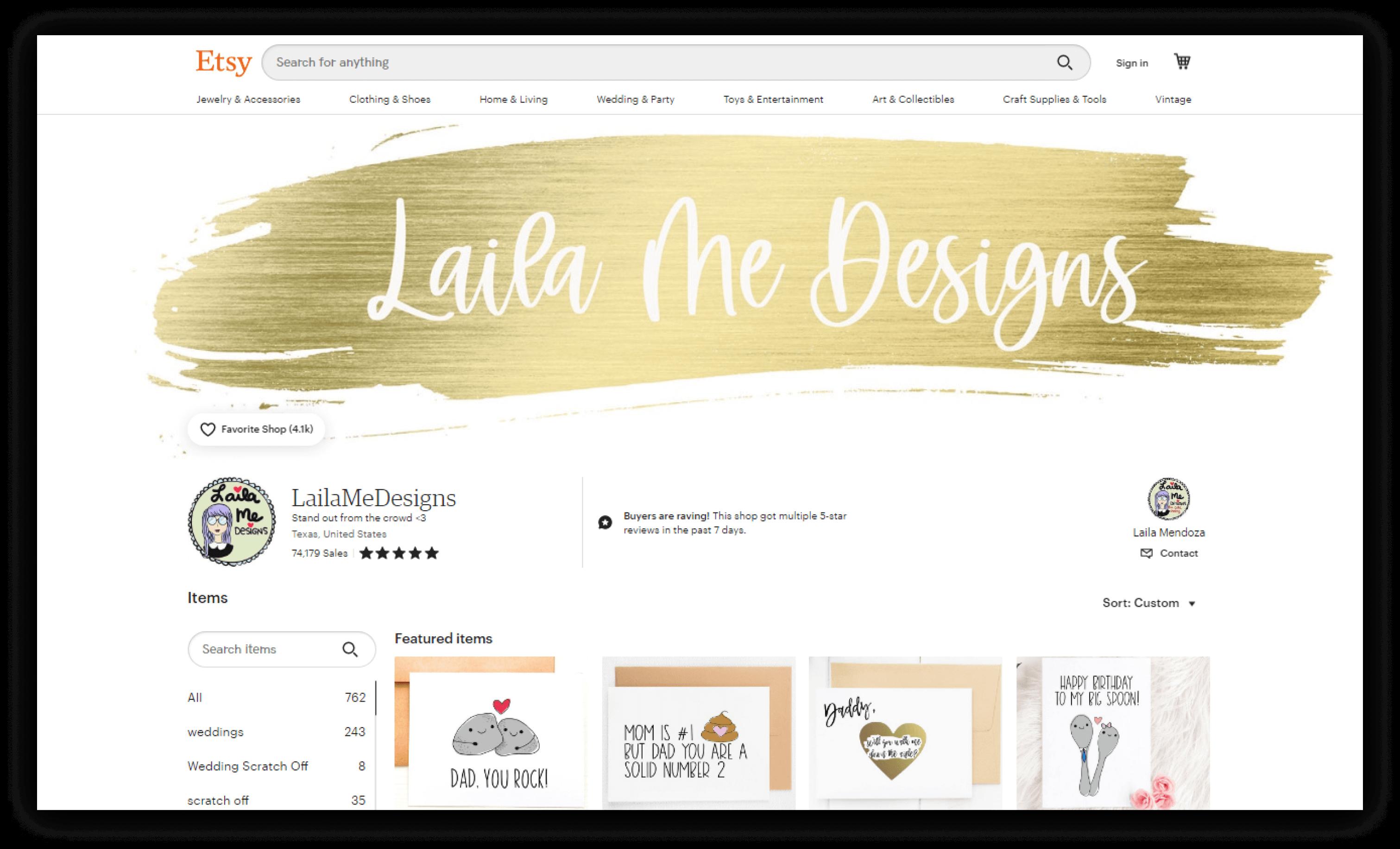 Laila Me Designs
