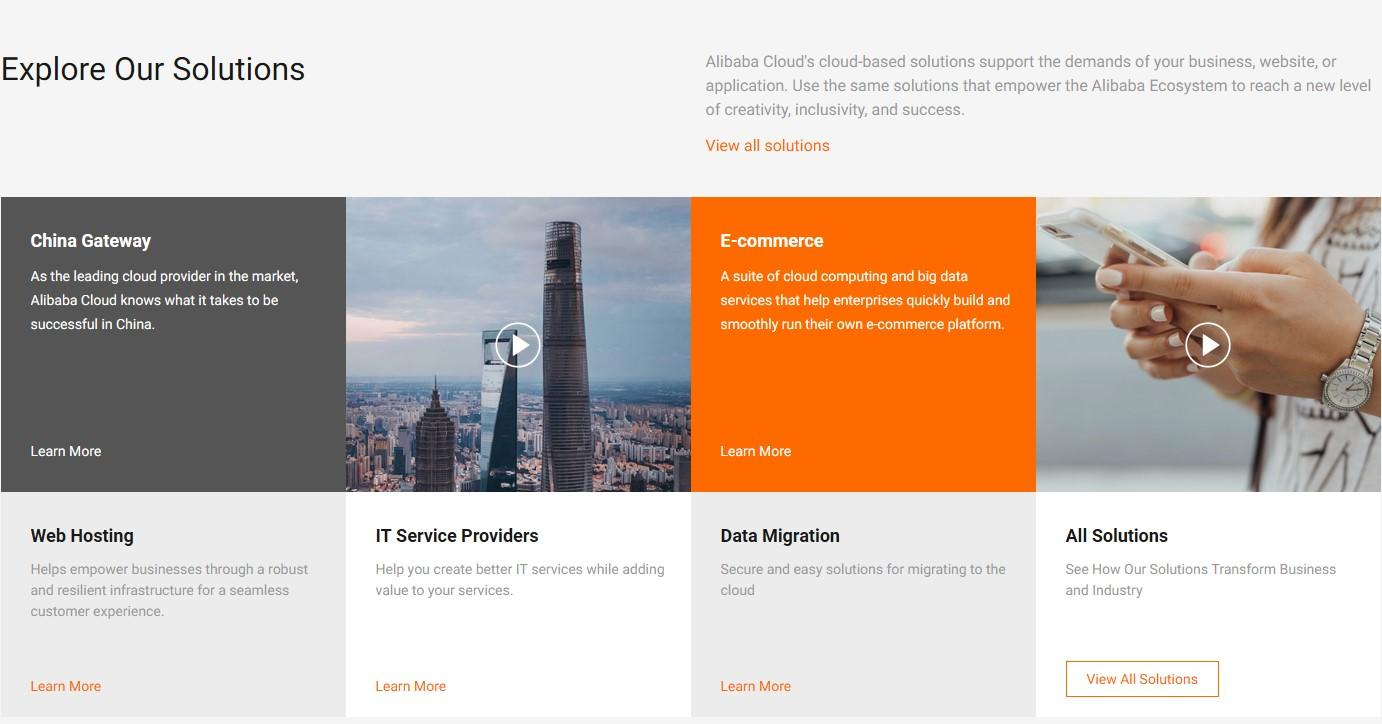 Alibaba Cloud Hosting
