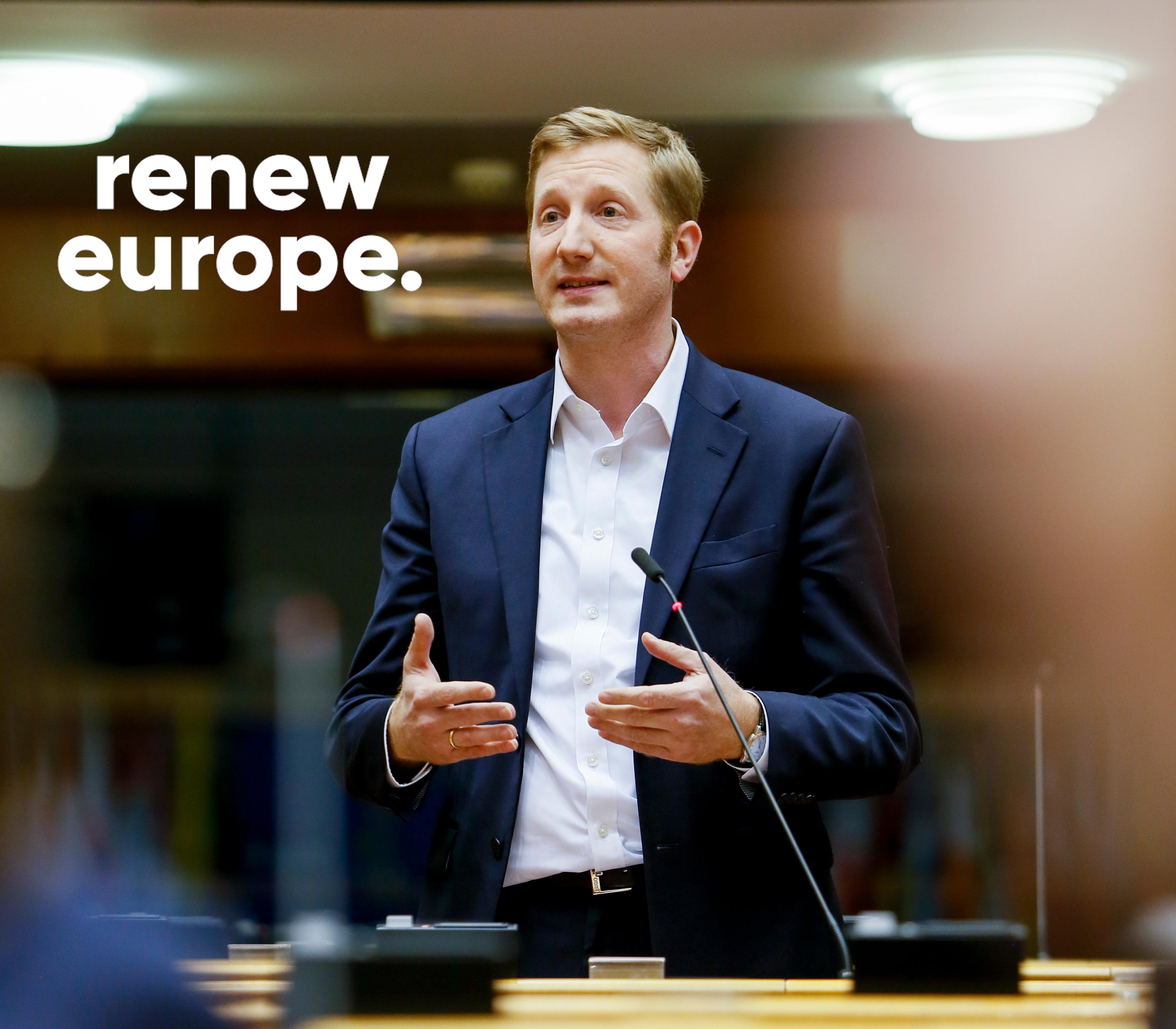 Meinungsartikel: Bürgerliche Freiheiten in Zeiten des Coronavirus: RENEW Europaabgeordnete schlagen Alarm