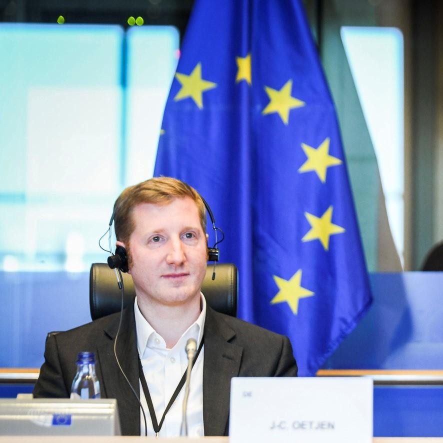 Ich wünsche euch einen wundervollen Europatag!
