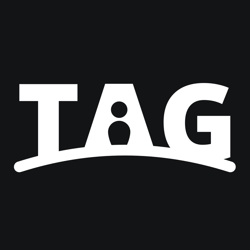 Let's Tag! logo