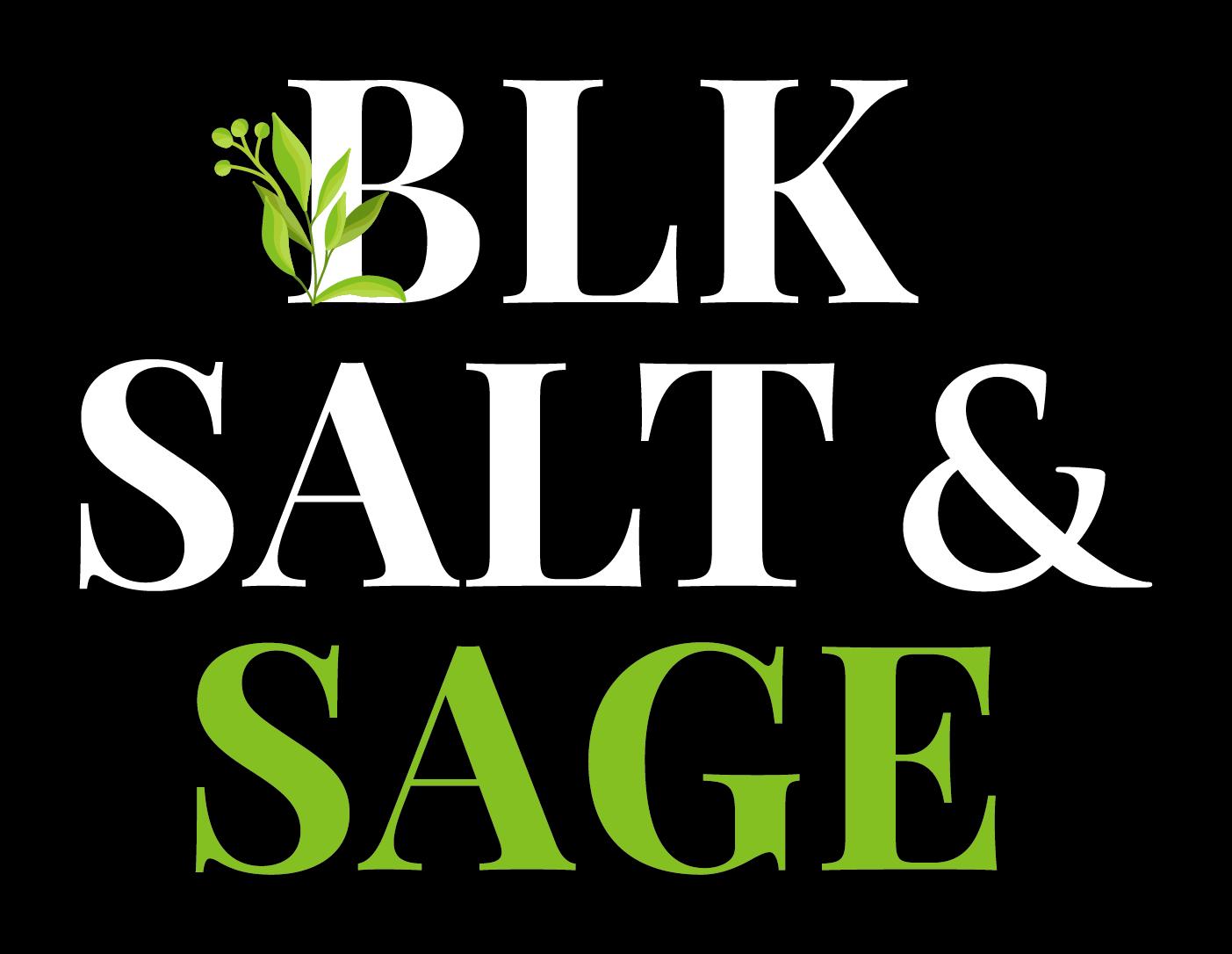 BLK Salt & Sage