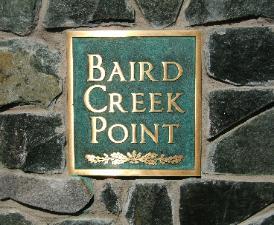 Baird Creek Point