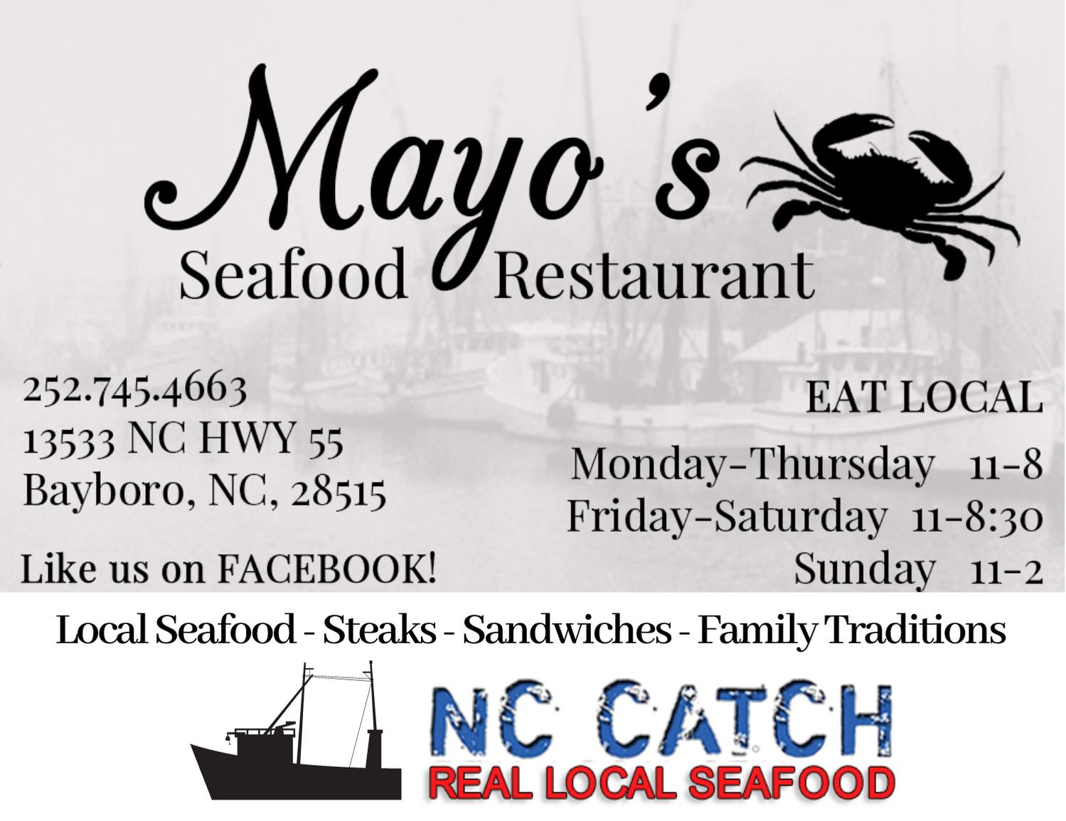 Mayo's Seafood Restaurant