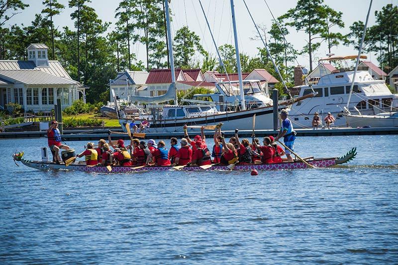 11th Annual Dragon Boat Race Festival
