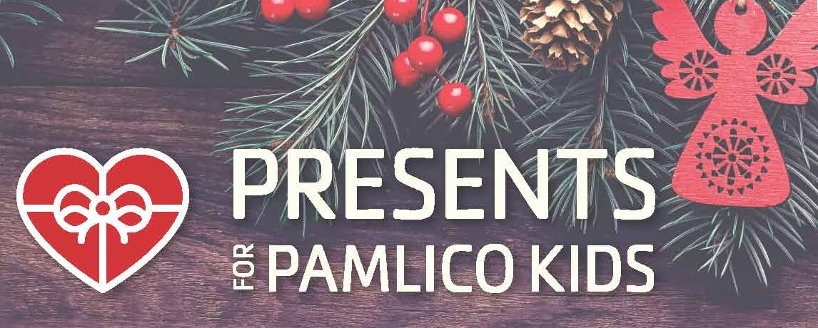 Presents for Pamlico Kids