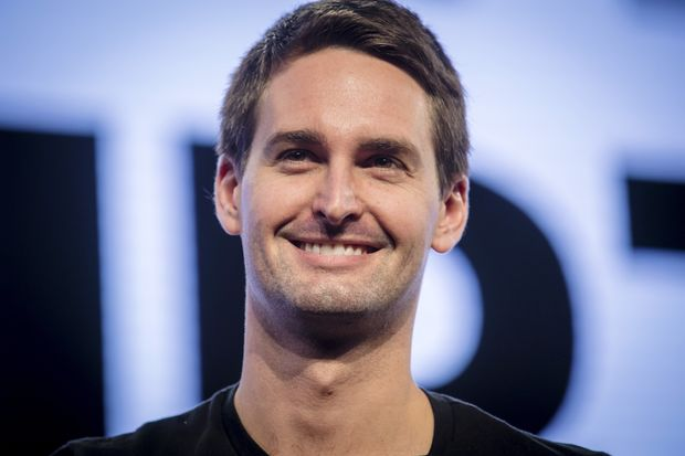 Evan Spiegel business internships in cape town