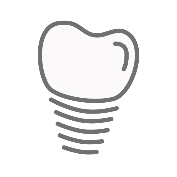 Dental implant in Tijuana / icon