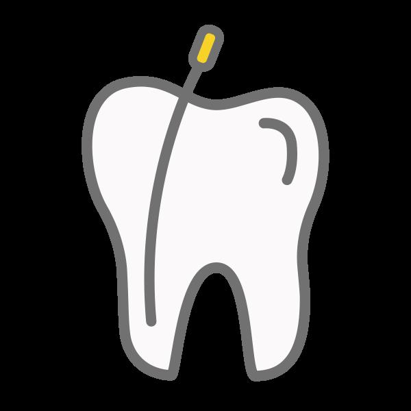 Root Canal or Endodontics in Tijuana / icon