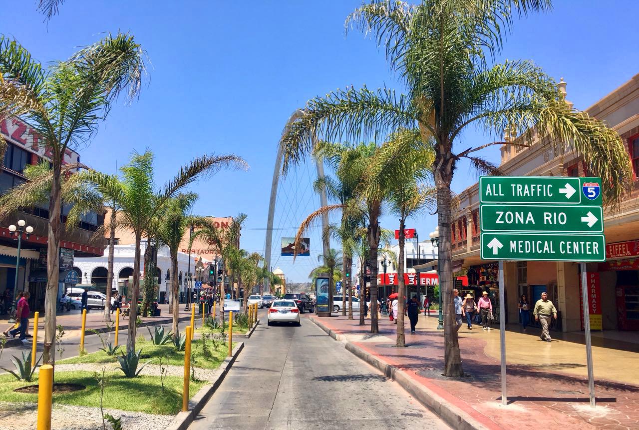 Av. Revolucion Tijuana Baja California