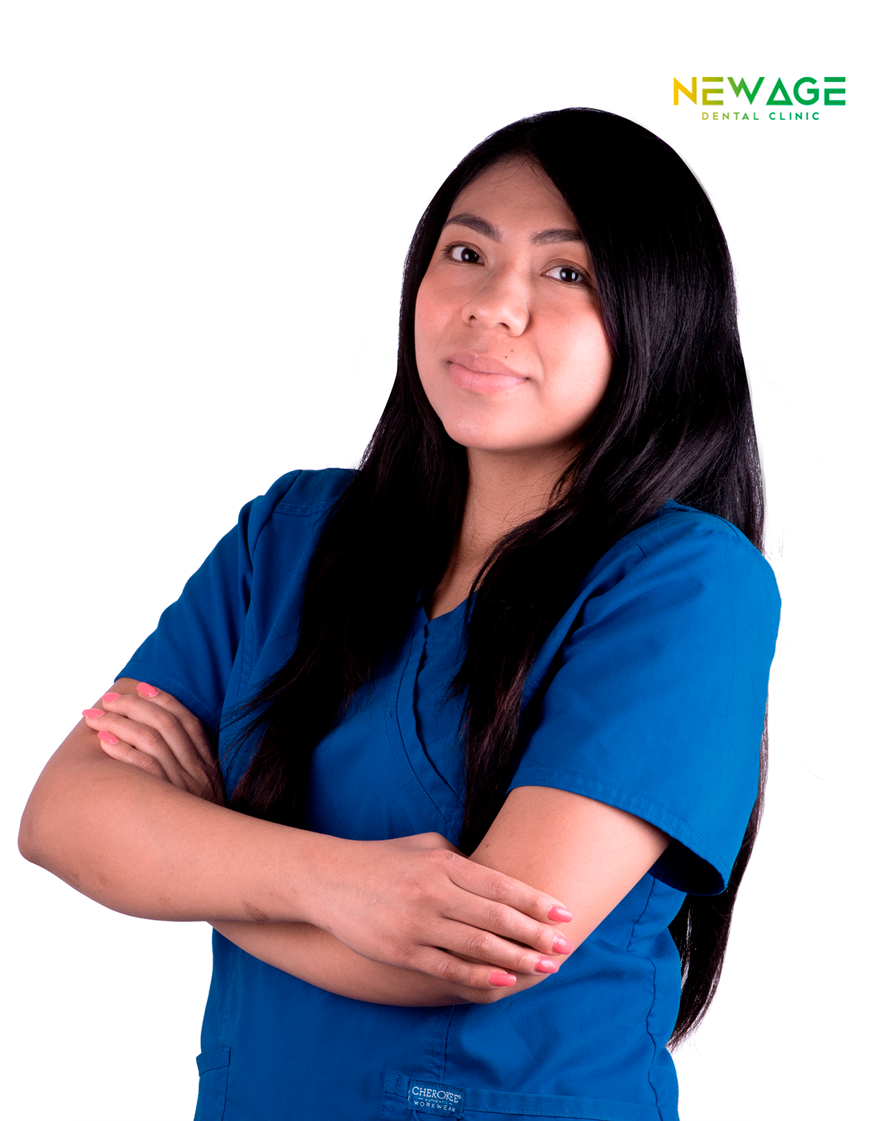 Estefany Mendoza, patient coordinator at New Age Dental Clinic in Tijuana