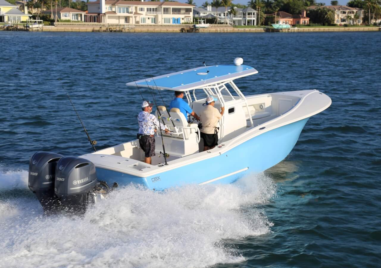 OBX 31 Center Console Sportfishing Boat