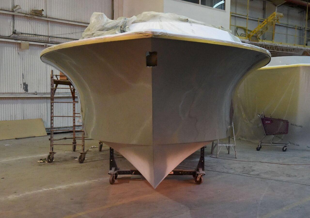 OBX 31 Express Sportfishing Boat